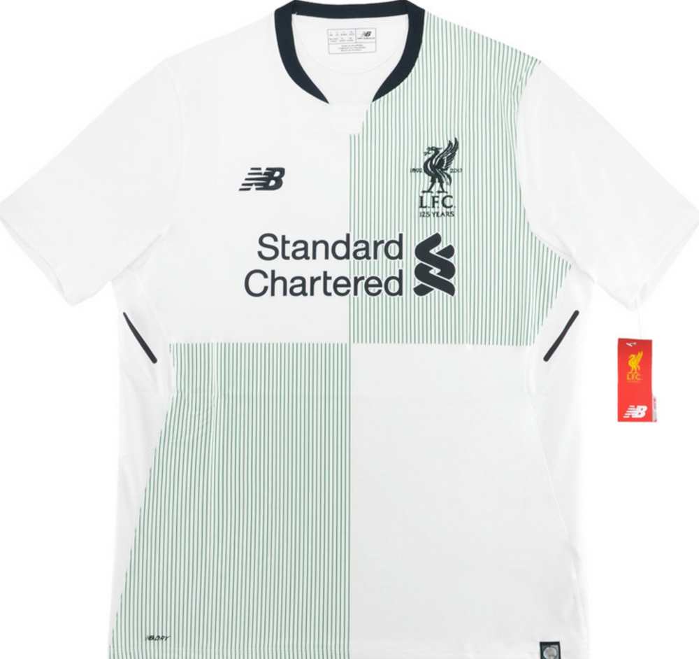 2017-18 Liverpool Away Shirt *BNIB*
