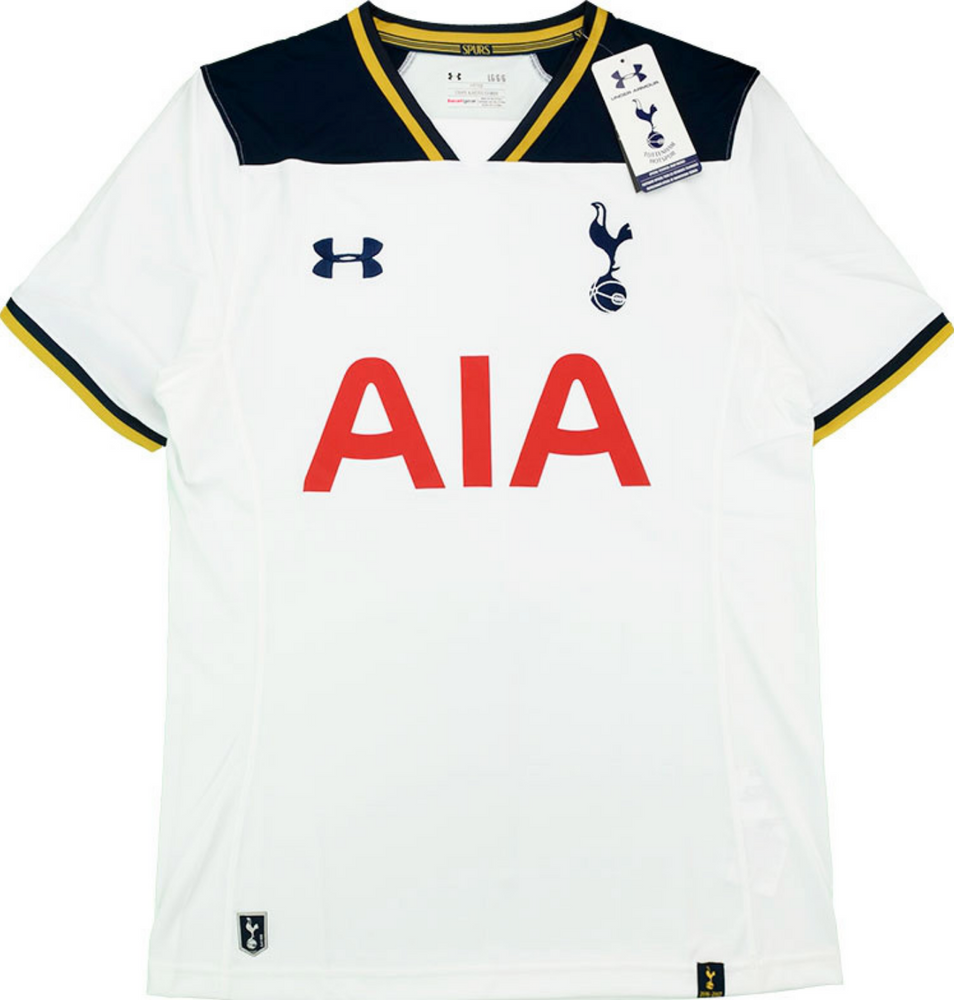 2016-17 Tottenham Home Shirt *BNIB*