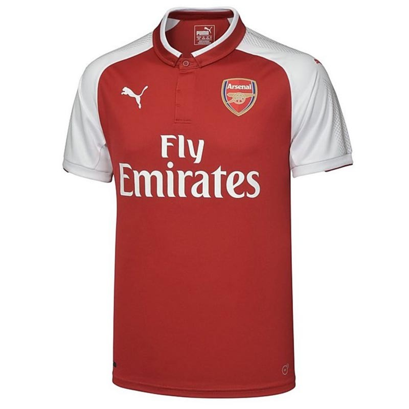2017-18 Arsenal Home Shirt *BNIB*
