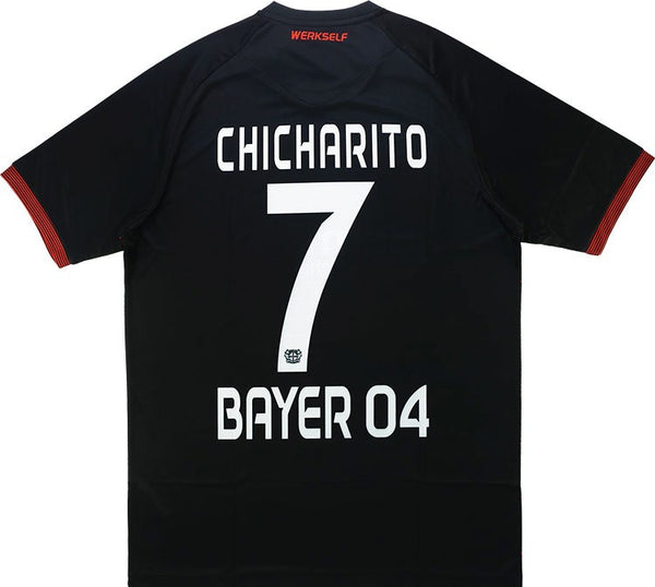 2016-17 Bayer Leverkusen Home Shirt Chicharito #7 *BNIB*