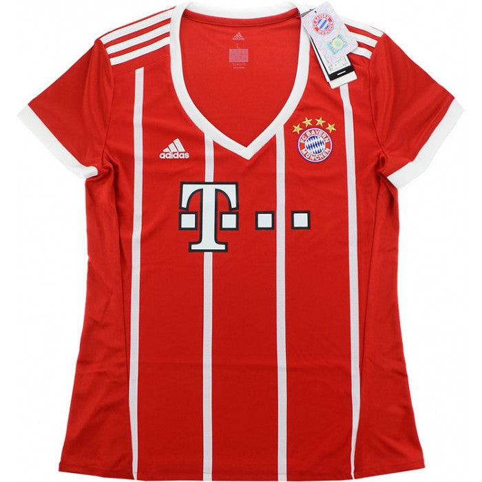 2017-18 Bayern Munich Home Shirt *BNIB* Womens