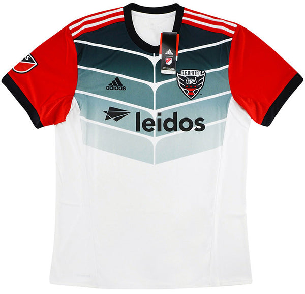 2017-18 DC United Away Shirt *BNIB*