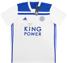 2018-19 Leicester Third Shirt