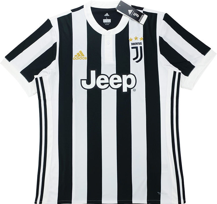 2017-18 Juventus Home Shirt *BNIB* Kids