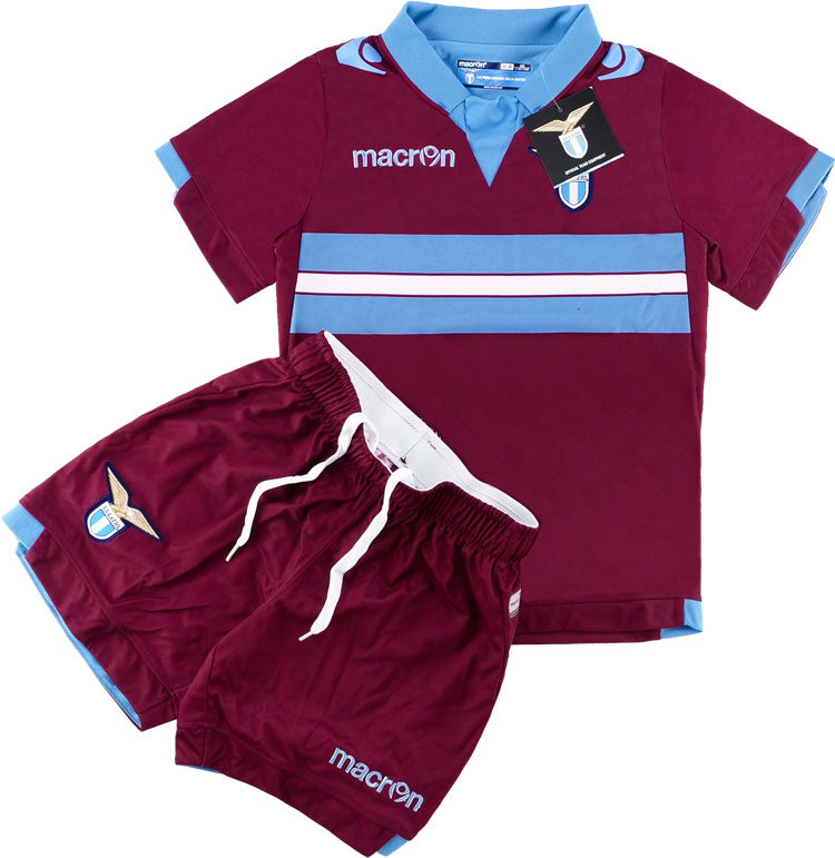 2014-15 Lazio Away Shirt & Shorts Kit *BNIB* Kids