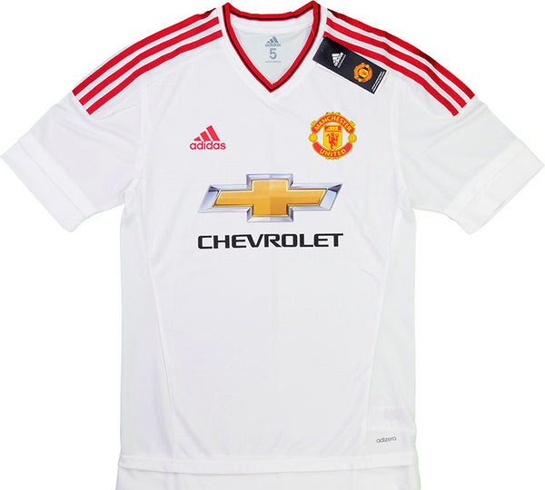 2015-16 Manchester United Adizero Player Issue Away Shirt *BNIB*