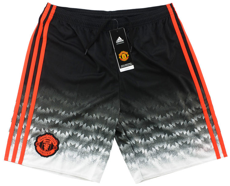 2015-16 Manchester United Third Shorts *BNIB* KIDS