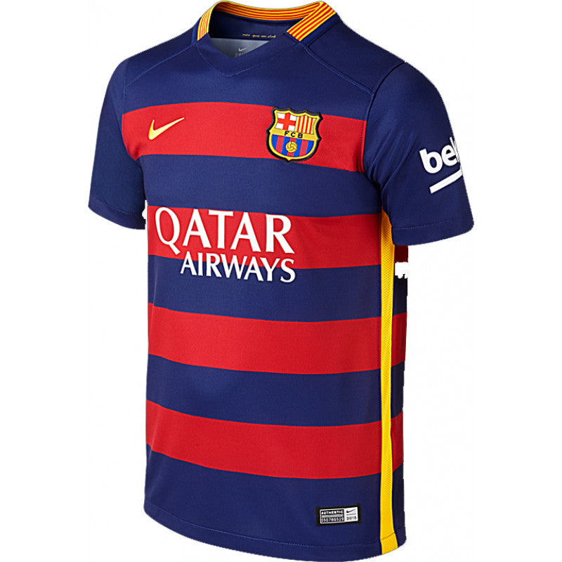 2015-16 Barcelona Home Shirt *w/Tags*