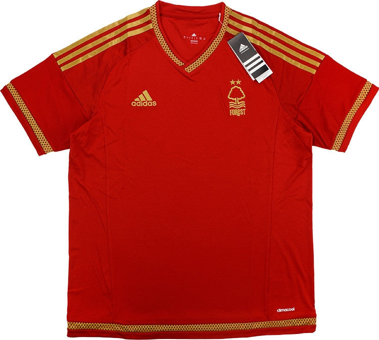 2015-16 Nottingham Forest Home Shirt *BNIB*