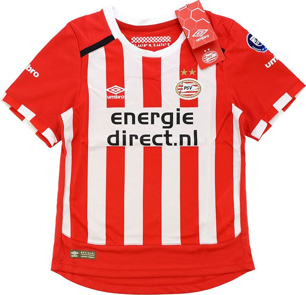 2016-17 PSV Home Shirt *BNIB* Kids