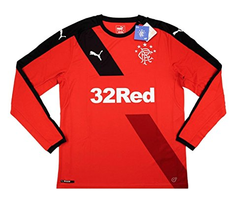 2015-16 Rangers Away Shirt L/S*BNIB*