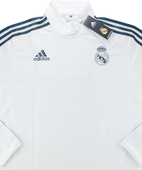 2015-16 Real Madrid Adidas ¼ Zip Training Top *BNIB*