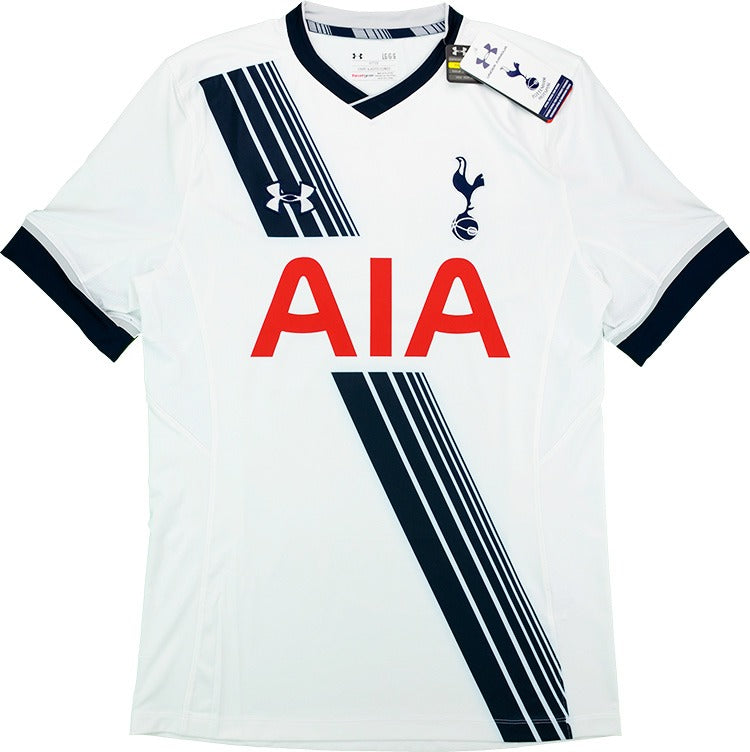 2015 16 Tottenham Player Issue Home Domestic Shirt Bnwt The Football Factory