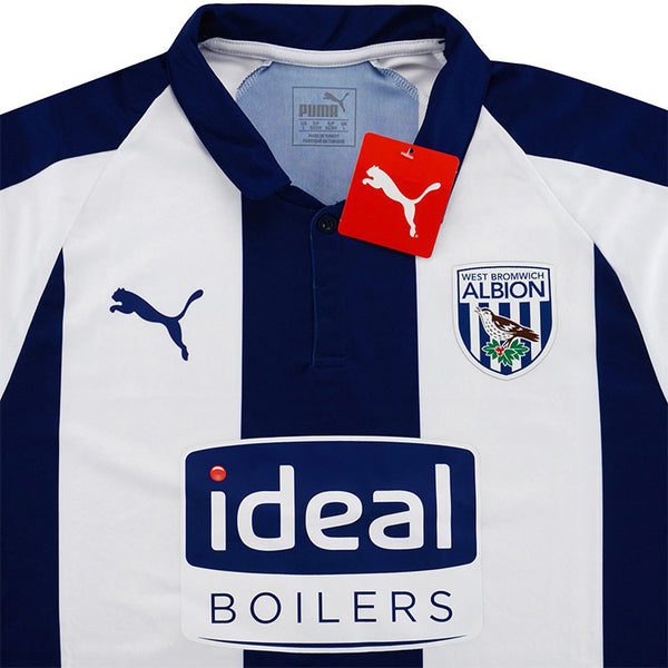 2018-19 West Brom Home Shirt *BNIB*