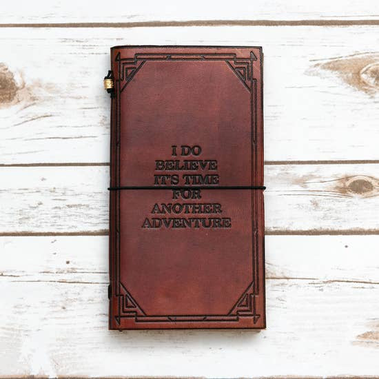 Another Adventure Traveler's Notebook by Soothi