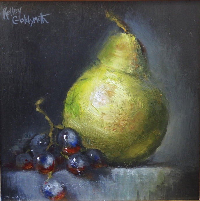 Pear XI by Kelley Goldsmith