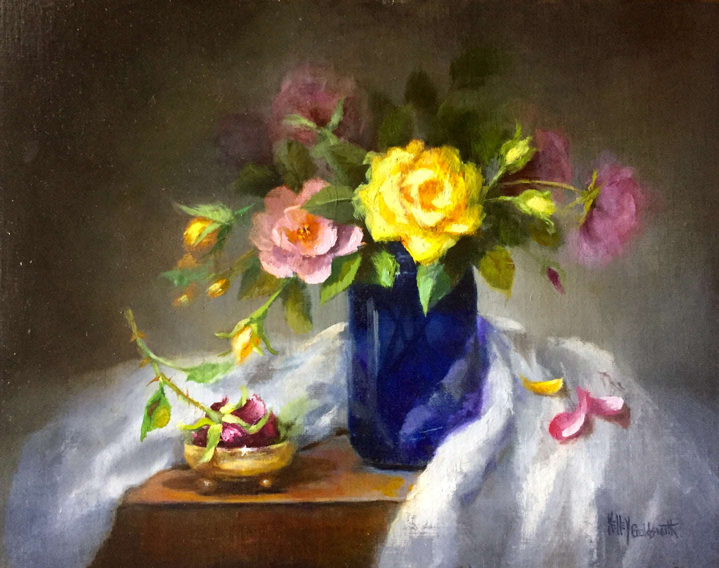 Deborah's Roses by Kelley Goldsmith