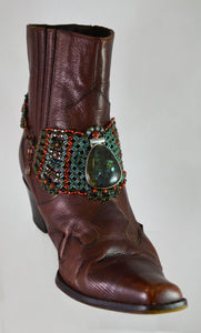 """Cody"" Boot Halter by Renate Kasper"