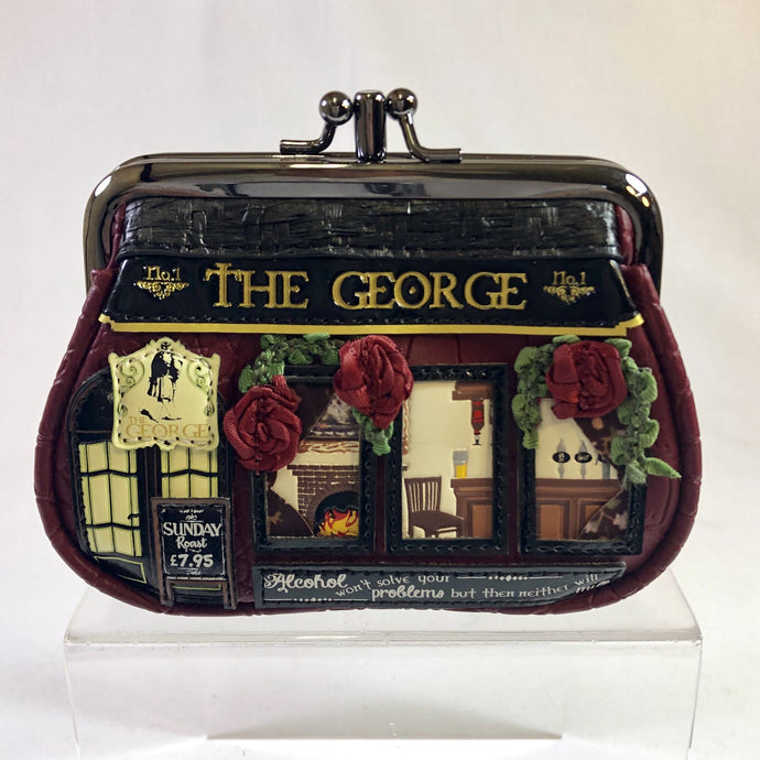The George Clipper Coin Purse by Vendula of London