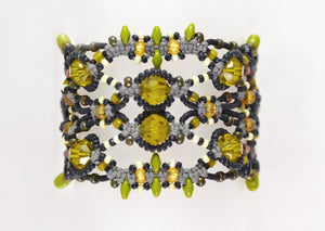 """Molly"" 12-strand Bracelet (XS) by Renate Kasper"