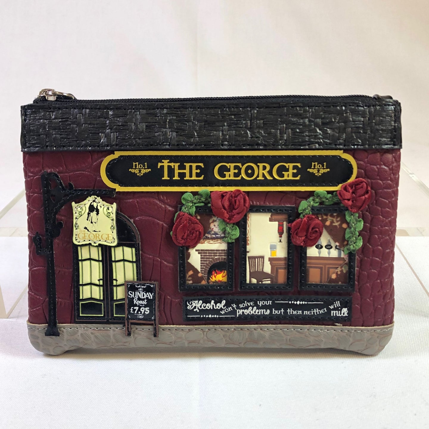 The George Zipper Coin Purse