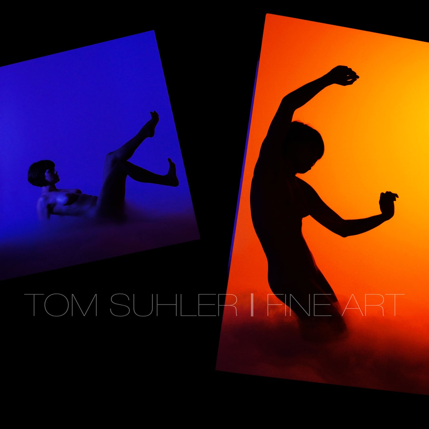 Fractured Series (small, matted) #3 by Tom Suhler