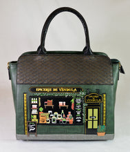 "Load image into Gallery viewer, ""Epicerie De Vendula"" Tote Bag, by Vendula of London"