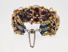 "Load image into Gallery viewer, ""Regency"" Double Reversible Bracelet (small) by Renate Kasper"