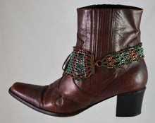 "Load image into Gallery viewer, ""Cody"" Boot Halter by Renate Kasper"