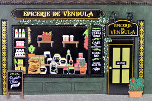 """Epicerie De Vendula"" Tote Bag, by Vendula of London"