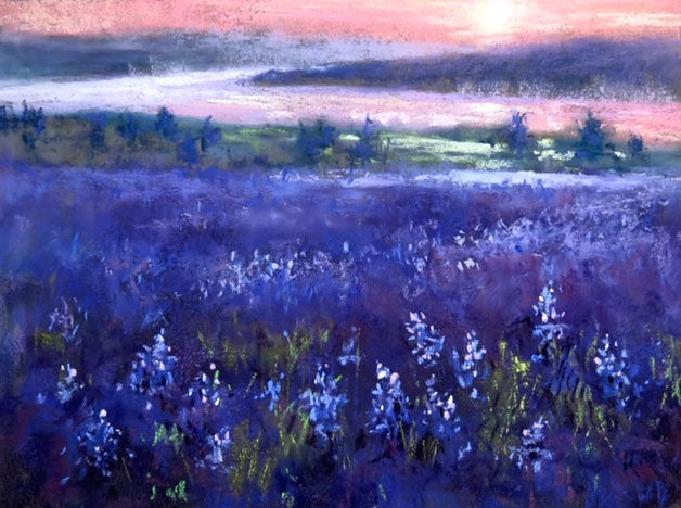 Bluebonnet Bluff by Janis Ellison