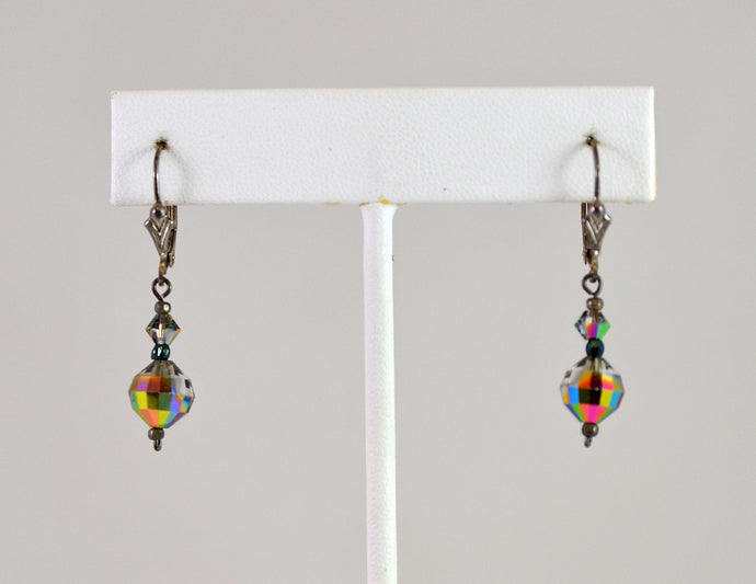 Earrings ES Denton Vitrail by Cynthia Bloom