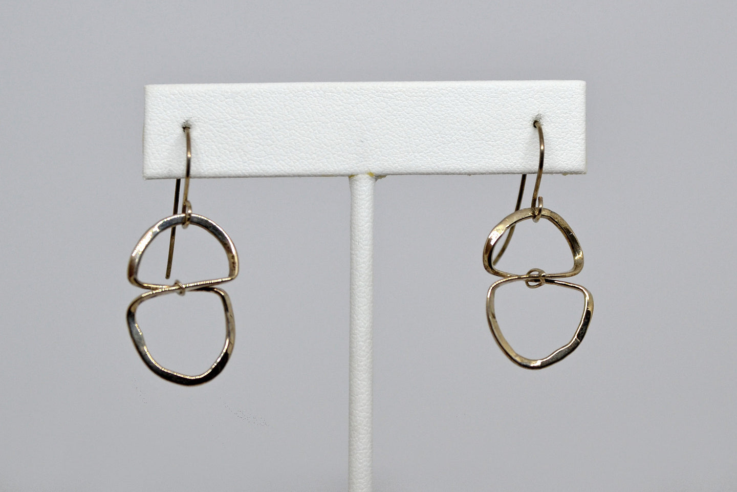Earrings(13-0272)- Double squiggles