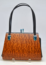 "Load image into Gallery viewer, ""Emilia"" Handbag by Treebourne Woodworking, Inc."