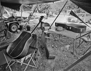 Camp Bungee Guitars photography by David Johnson