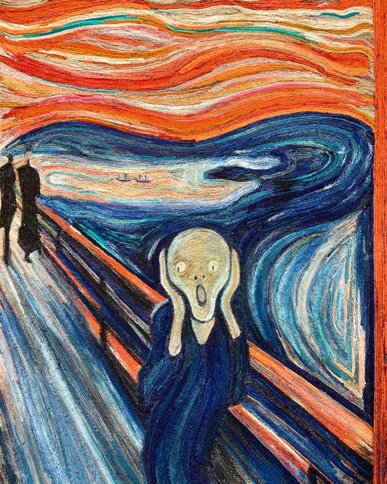 Altered Antiquity: The Scream by Kaytha Coker Potts