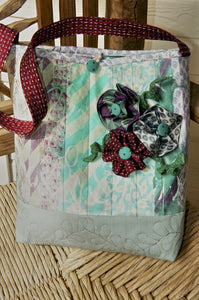 Tie Dye Purse by Sara Sharp