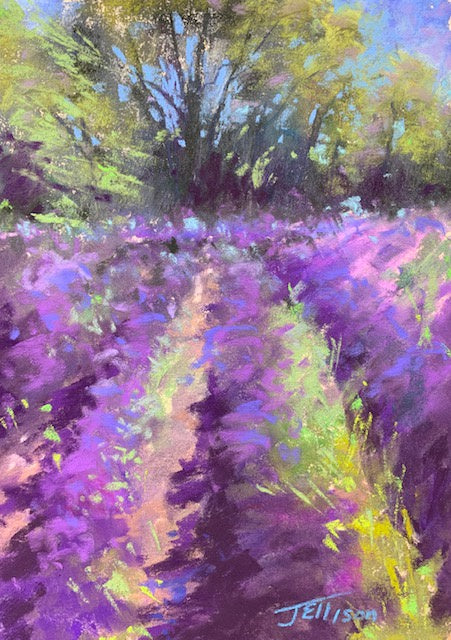 Lavendar Dreams by Janis Ellison