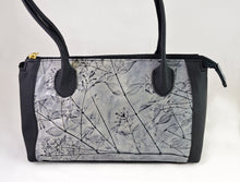 Load image into Gallery viewer, Diana Purse (gray) by Leaf Leather