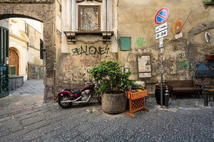 Alone, Naples, (sjs617899) by Stan Strembicki