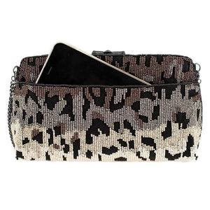 """Cheetah Chic"" Handbag by Mary Frances"