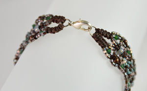 """Soiree"" Bracelet (S/M) by Renate Kasper"