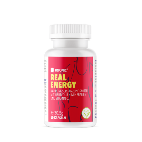 B!TONIC® Real Energy - Energiekomplex