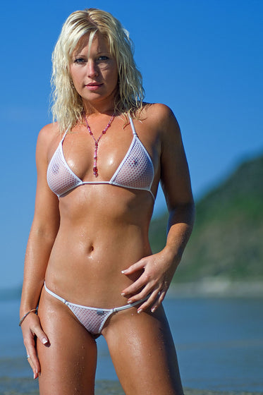 See-through Bikinis: One Of The Most Provoking Bikini Models