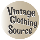 Vintage Clothing Source