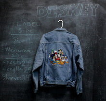 Disney Denim Jacket