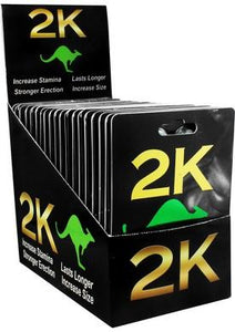 2k Kangaroo Pill 36 Ct Display