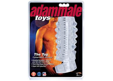 Adam Male Toys The Tug Cyber Skin Stroker