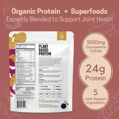 NovaLife® Joint Health Plant Based Protein Powder