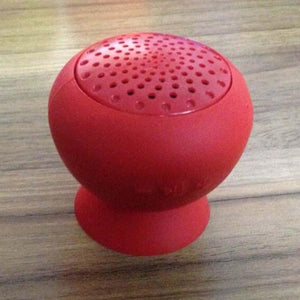 Waterproof Wireless Bluetooth Handsfree Suction Speaker Shower Car + mic bluetooth microphone bluetooth music receiver